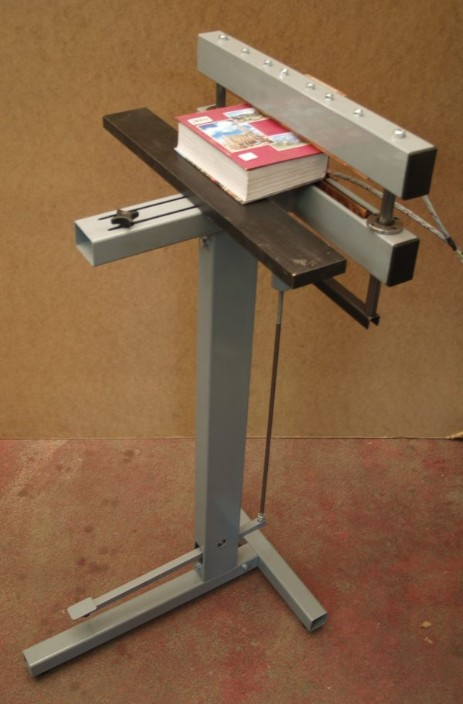 Book cover joint making machine